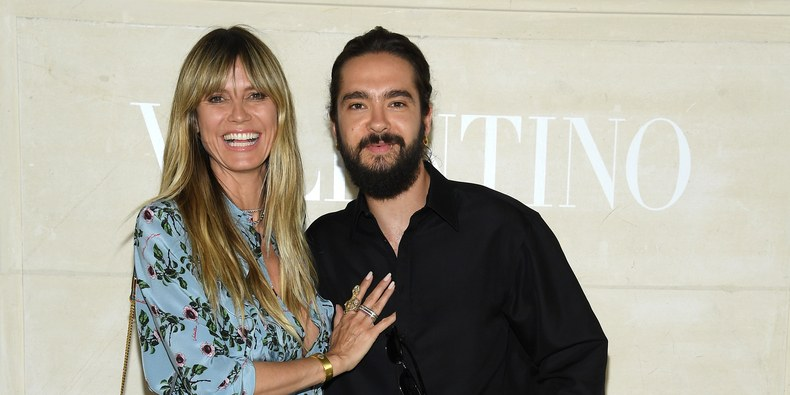 Surprise! Heidi Klum Married Tom Kaulitz in February