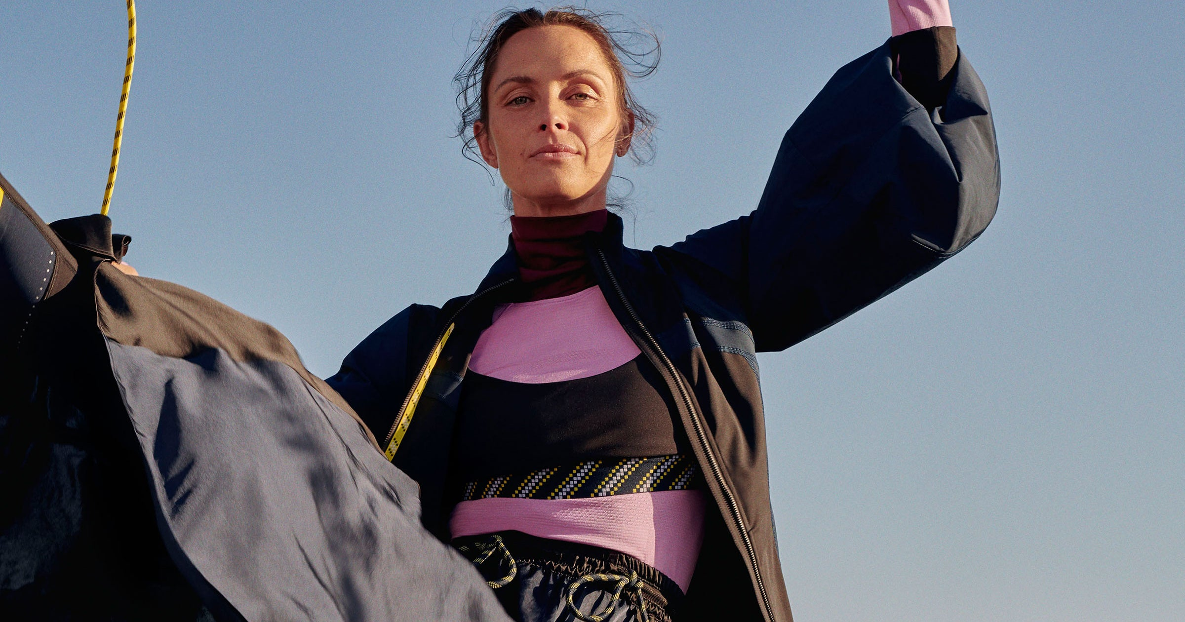 Roksanda Ilinčić x Lululemon Athleisure Collection 2019