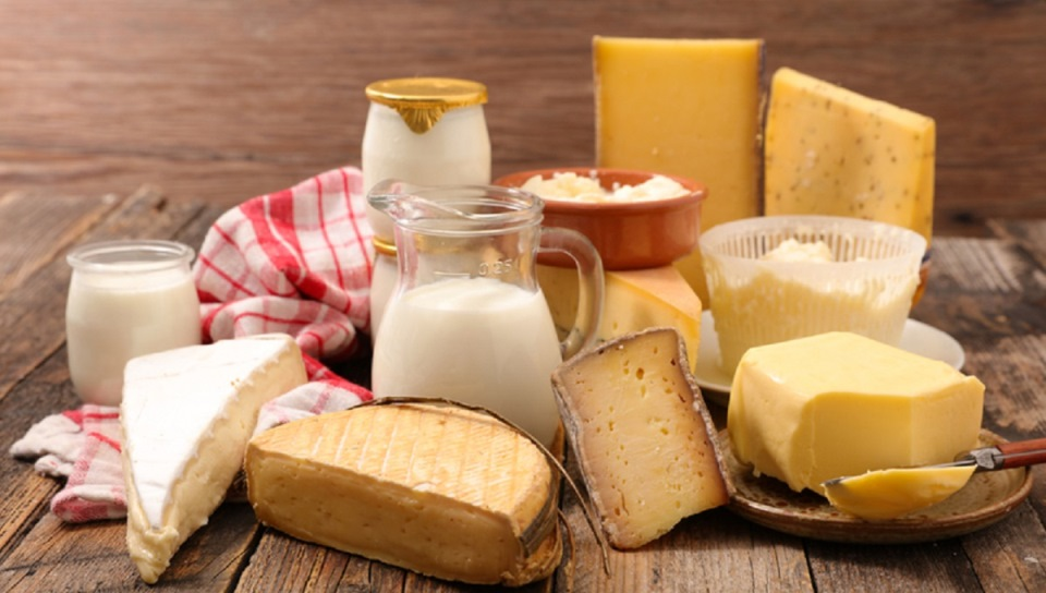 Greek Cheeses, types and characteristics